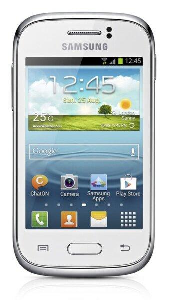 Đánh giá toàn bộ về Samsung Galaxy Young S6310 (Phần 1)