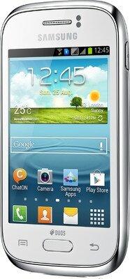 Đánh giá toàn bộ về Samsung Galaxy Young S6310 (Phần 2)
