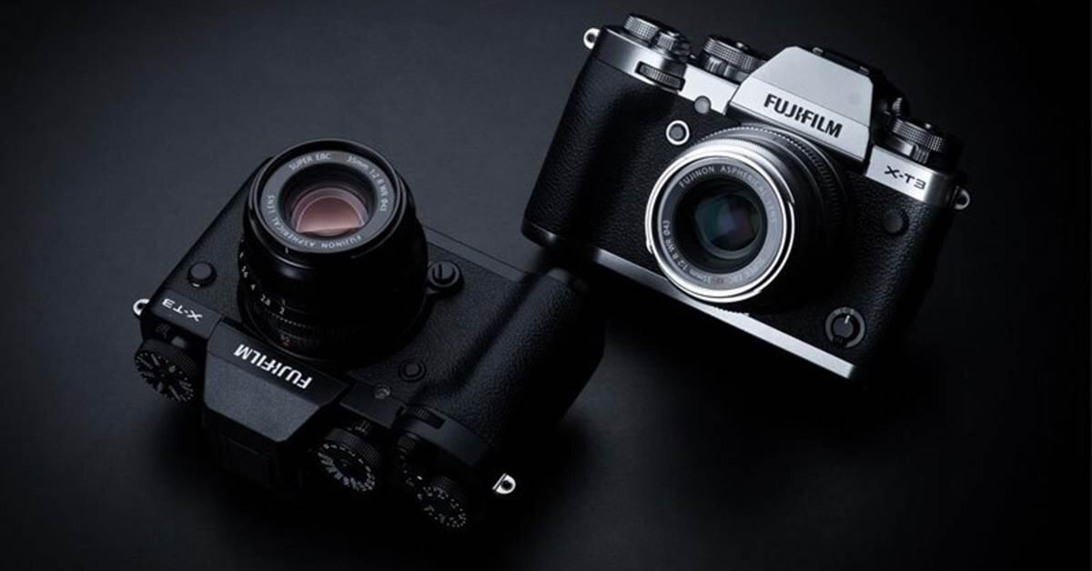 Đánh giá tổng quan máy ảnh Fujifilm X-T3