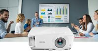 Đánh giá tổng quan máy chiếu BenQ MX550