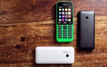 Đánh giá tổng quan Nokia 215 chiếc điện thoại thông minh rẻ nhất của Microsoft