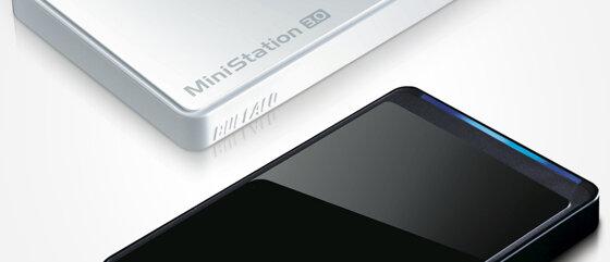 Đánh giá tổng quan ổ cứng cắm ngoài Buffalo MiniStation Plus USB 3.0 1TB