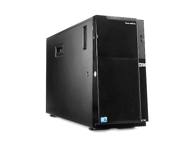 Đánh giá tổng quan về máy chủ IBM X3500 M4