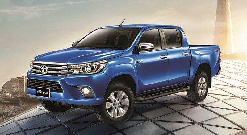 Đánh giá Toyota Hilux 2016: cỗ máy thời gian