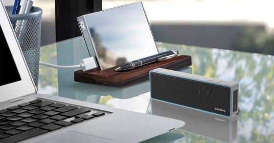 Đánh giá Trendwoo Pocket-X: Loa bluetooth nhỏ gọn mà âm thanh 'to tướng'