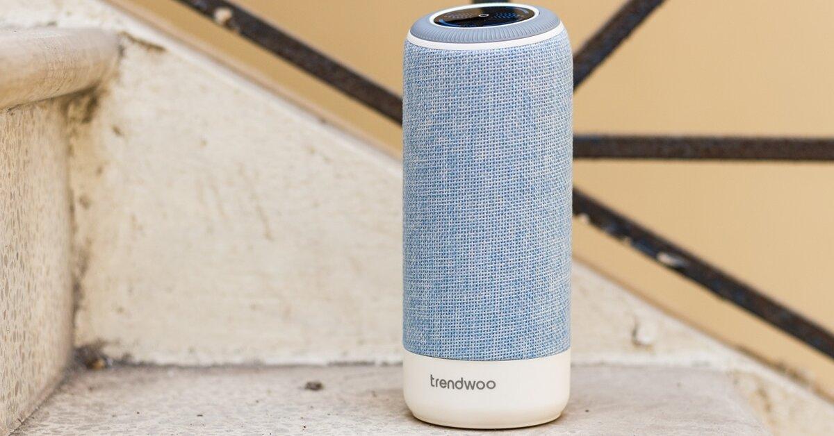 Đánh giá Trendwoo SoundCup S: Loa bluetooth giá thấp có chất âm cao cấp