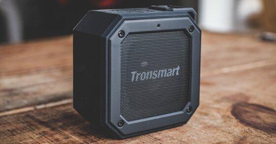 Đánh giá Tronsmart Element Groove: Loa di động nhỏ gọn, mồm to, vừa túi tiền