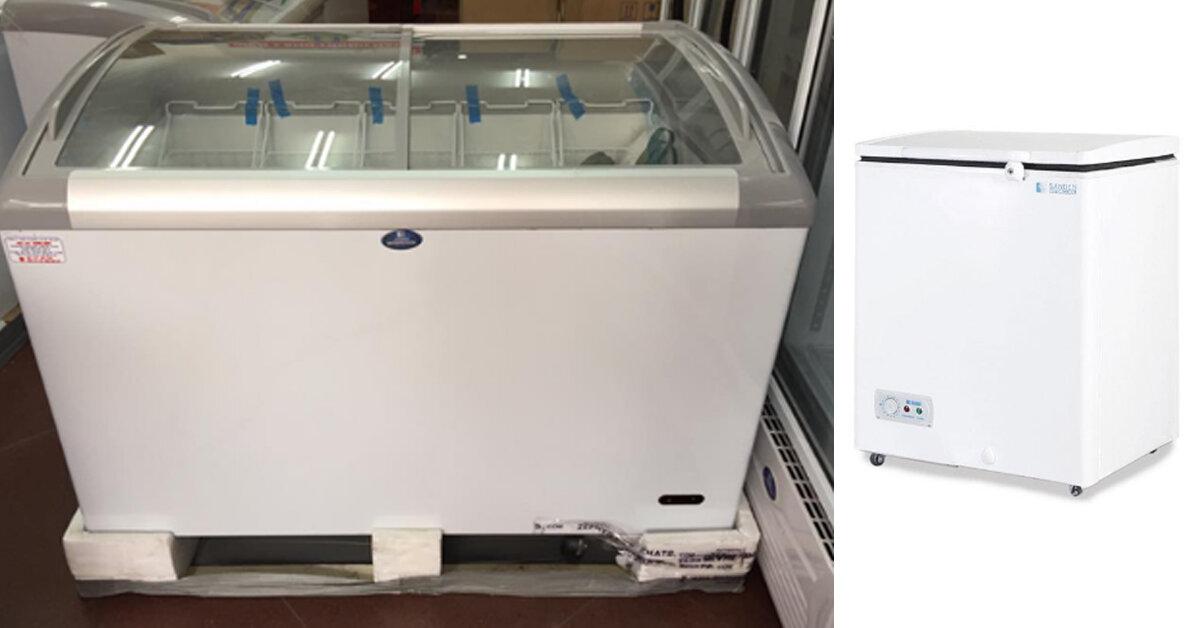 Đánh giá tủ đông Sanden có tốt không ? Giá bao nhiêu ? Mua ở đâu rẻ nhất ?