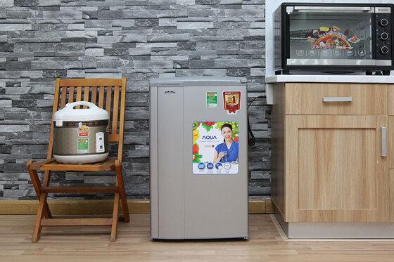 Đánh giá tủ lạnh Aqua 90 lít AQR-95AR SS có tốt không?