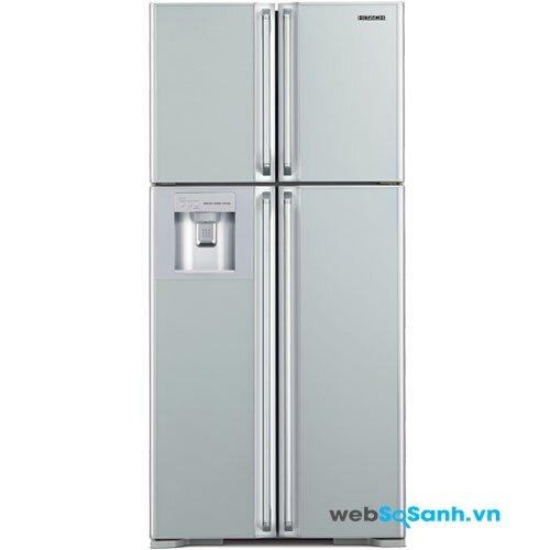 Đánh giá tủ lạnh cao cấp Hitachi R-W660FG9X
