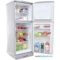 Đánh giá tủ lạnh giá rẻ Sanyo SR-145RN