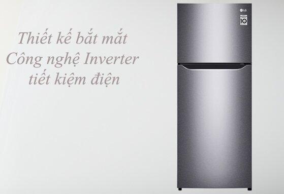 Đánh giá tủ lạnh LG 187 lít GN-L205S có tốt không, giá bán bao nhiêu?