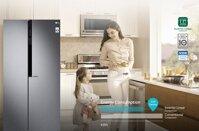 Đánh giá tủ lạnh LG GR-B247JDS có tốt không, giá bao nhiêu?