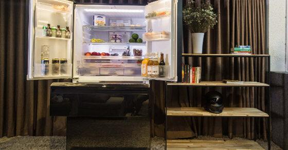 Đánh giá tủ lạnh Mitsubishi MR-LX68EM có tốt không, giá bao nhiêu