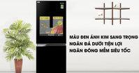 Đánh giá tủ lạnh Panasonic 255 lít NR-BV289QKV2
