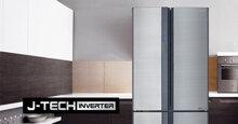 Đánh giá tủ lạnh Sharp SJ-FX631V-SL