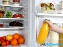 Đánh giá tủ lạnh tiết kiệm điện Hitachi R-WB480PGV2