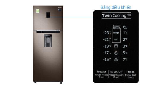 Đánh giá ưu điểm của tủ lạnh Samsung RT35K5982BS/SV