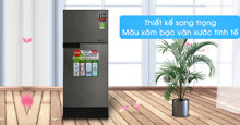Đánh giá ưu điểm tủ lạnh Sharp inverter 165 lít SJ-X176E-SL