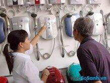 Đánh giá ưu, nhược điểm các loại bình nóng lạnh hiện có trên thị trường Việt Nam
