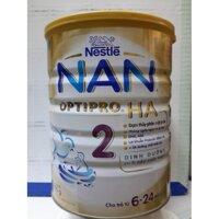 Đánh giá ưu nhược điểm của sữa bột Nan HA cho bé