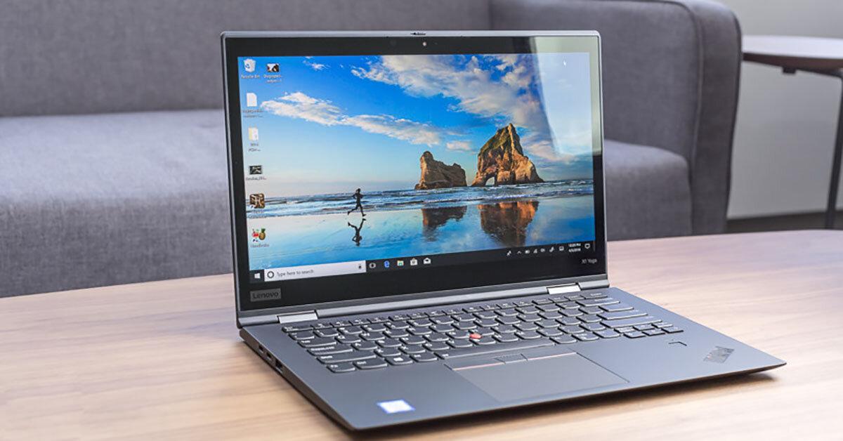 """Đánh giá ưu nhược điểm dòng máy tính """"nồi đồng cối đá"""" Lenovo ThinkPad"""