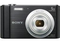 Đánh giá ưu và nhược điểm của máy ảnh phổ thông Sony Cybershot DSC-W800