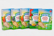Đánh giá ưu và nhược điểm của bột ăn dặm Heinz Anh