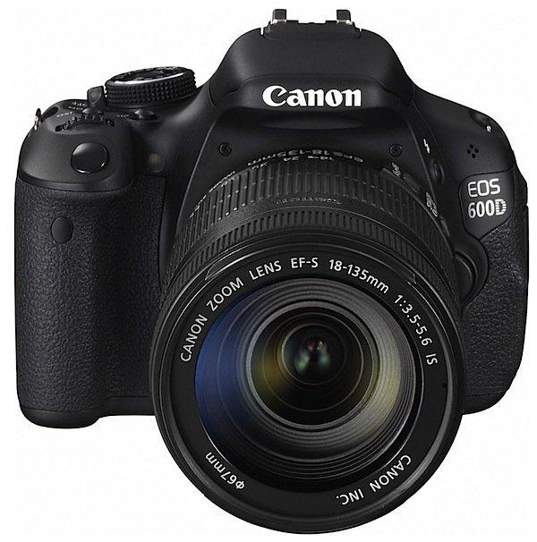 Đánh giá về máy ảnh Canon EOS 600D