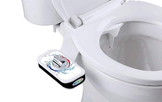 Đánh giá vòi xịt rửa vệ sinh tự động Kleenmac có tốt không?