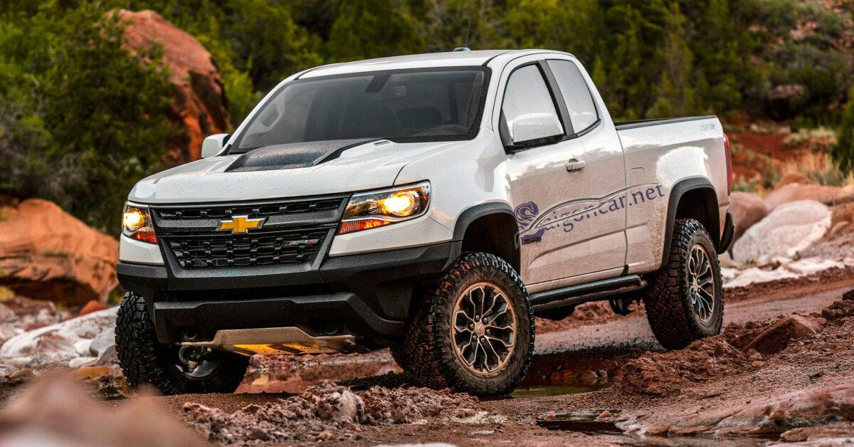 Đánh giá xe Chevrolet Colorado 2019: động cơ, nội thất, mã lực
