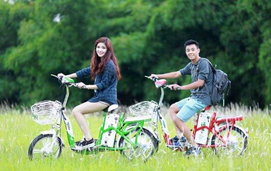 Đánh giá xe đạp điện HKbike có tốt không, giá bao nhiêu?