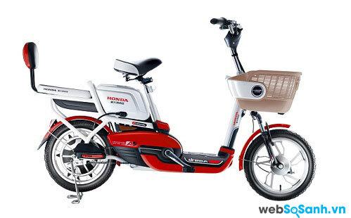 Đánh giá xe đạp điện Honda A5