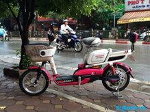 Đánh giá xe đạp điện Honda A6