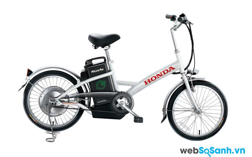 Đánh giá xe đạp điện Honda Cool