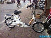 Đánh giá xe đạp điện Bridgestone SLI 48