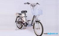 Đánh giá xe đạp điện Bridgestone NPKMD