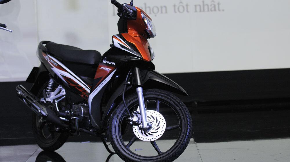 Đánh giá xe máy Honda Blade 110