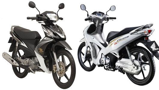 Đánh giá xe máy Honda Future 2015: xe chất, giá hơi chát