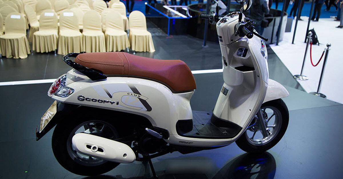 Đánh giá xe máy Honda Scoopy 2019 vừa ra mắt: thay đổi nhẹ so với phiên bản 2018