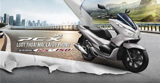 Đánh giá xe tay ga Honda PCX 125 2020