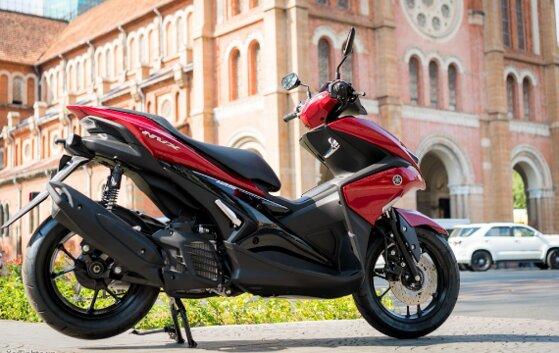 Đánh giá xe Yamaha NVX 125 có tốt không, giá bao nhiêu, mua ở đâu