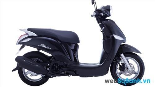 Đánh giá Yamaha Nozza 2015: sang trọng, thanh thoát