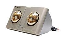 Dành riêng cho phòng tắm nhỏ và hiện đại: Đèn sưởi Kangaroo KG247