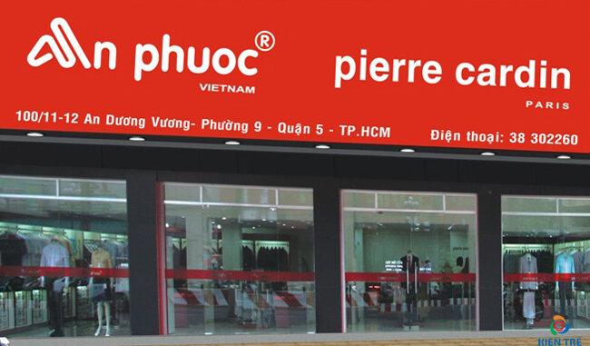 Danh sách các cửa hàng An Phước – Pierre Cardin chính hãng tại một số tỉnh thành lớn