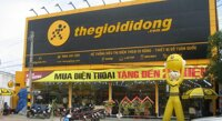 Danh sách các cửa hàng Thế giới di động tại Hà Nội