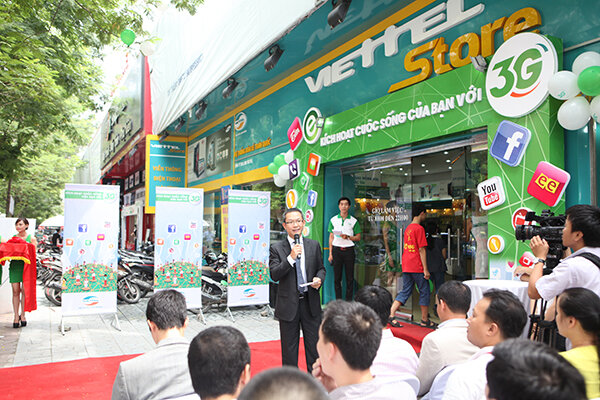 Danh sách các cửa hàng Viettel tại thành phố Hồ Chí Minh