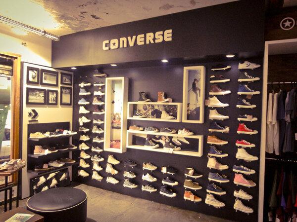 Danh sách các cửa hàng Converse chính hãng tại Việt Nam