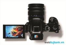 Danh sách các máy ảnh có màn hình LCD xoay tốt nhất trên thị trường (phần 2)