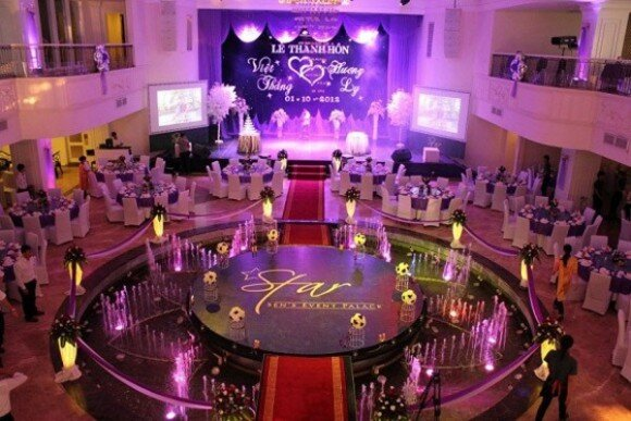 Danh sách các nhà hàng tổ chức tiệc cưới tại thành phố Hà Nội